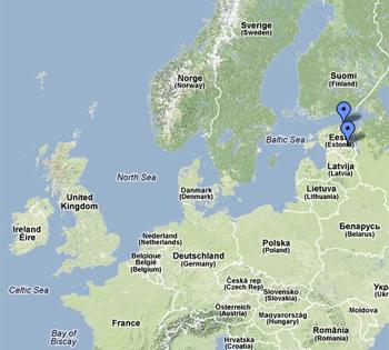 About Us Grillcube - Where is estonia